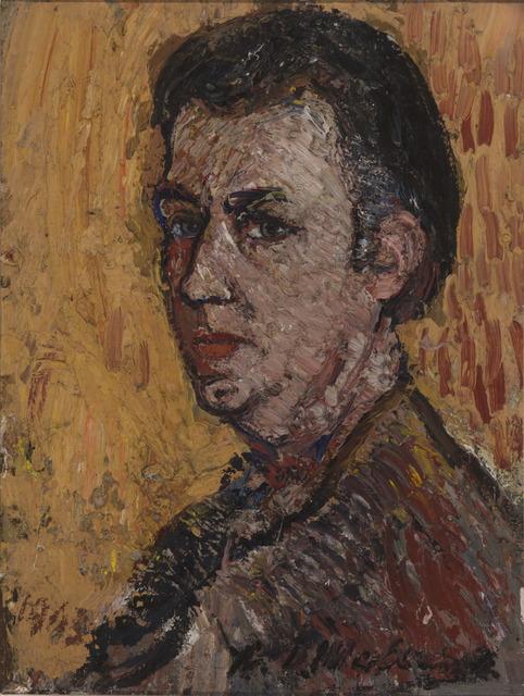 , 'Auto-portrait,' 1943, Musée d'Ixelles