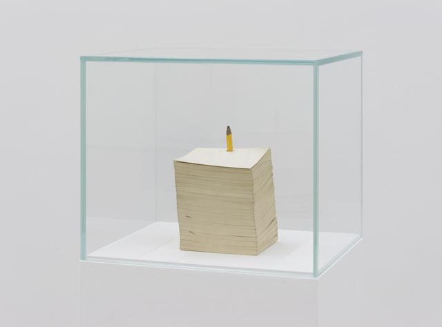, 'Untitled (Object 4),' 1985, Galerija Gregor Podnar