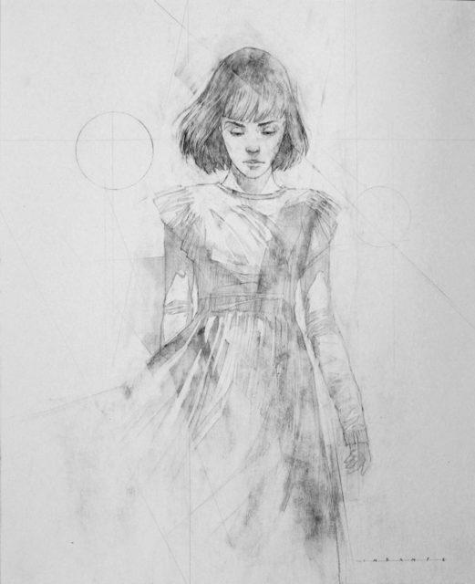 , 'Study I,' 2018, Galleria Punto Sull'Arte