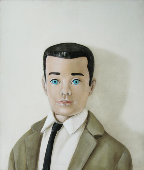 Holly Farrell, 'Ken, Brunette', 2015, Clark Gallery