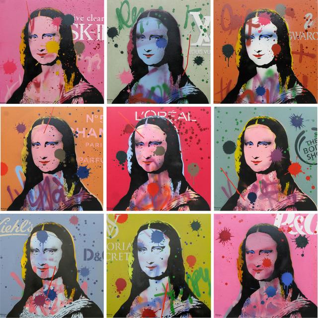 , 'Splashing Mona,' 2013, Primo Marella Gallery