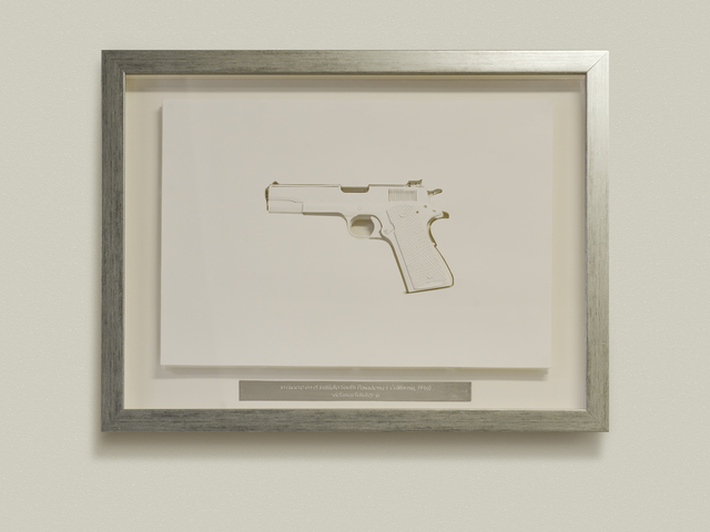 , 'Arsenal,' 2018, Acacia Gallery