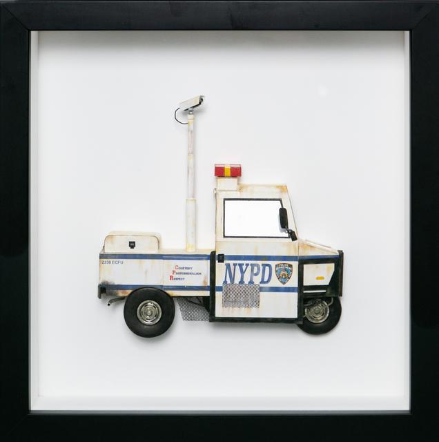 , 'NYPD Interceptor,' 2016, Paradigm Gallery + Studio