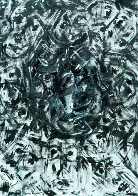 , '(Expression) The Faces,' 2013, THEO Art Projects