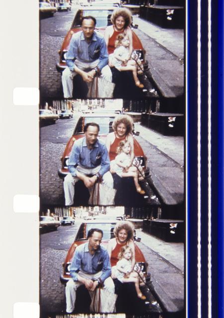 , 'Jonas with Hollis and Oona, Wooster Street, Soho, 1977,' 2013, Deborah Colton Gallery