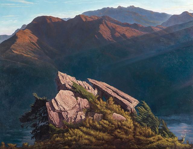 , 'Facing Sun, Greeting Morning,' , Liang Gallery
