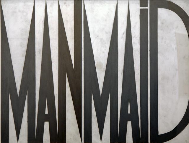 , 'MANMAID,' 2007, David Richard Gallery