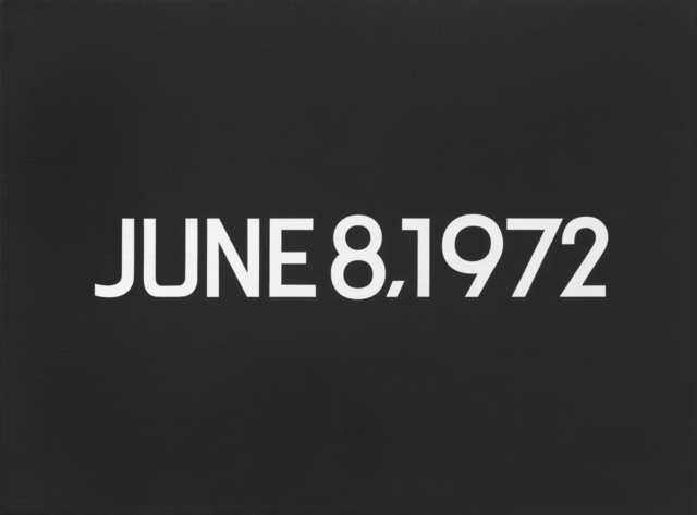 , 'June 8, 1972,' 1972, Anthony Meier Fine Arts