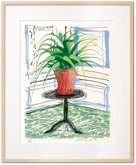 , 'David Hockney. A Bigger Book. Art Edition C, No. 501–750,' 2016, TASCHEN