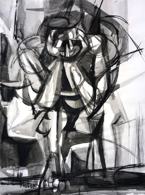 , 'Descansado,' 1968, Castelli Art Space