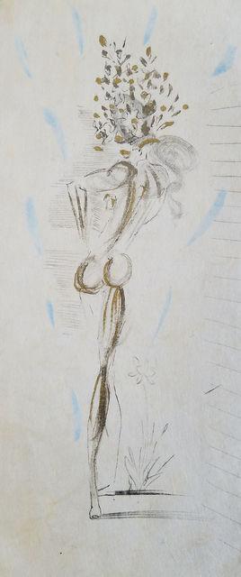 , 'Petits Nus Apollinaire 7,' 1967, ACA Galleries