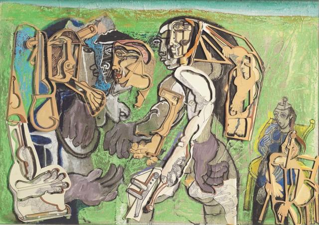 , 'Three Women,' 1981, Jhaveri Contemporary