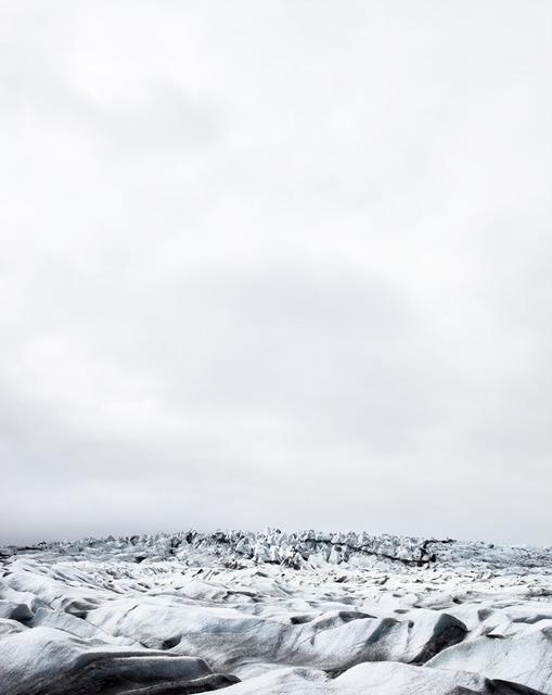 , 'Fláajökul, Plate I, Iceland,' 2010, Rosier Gallery