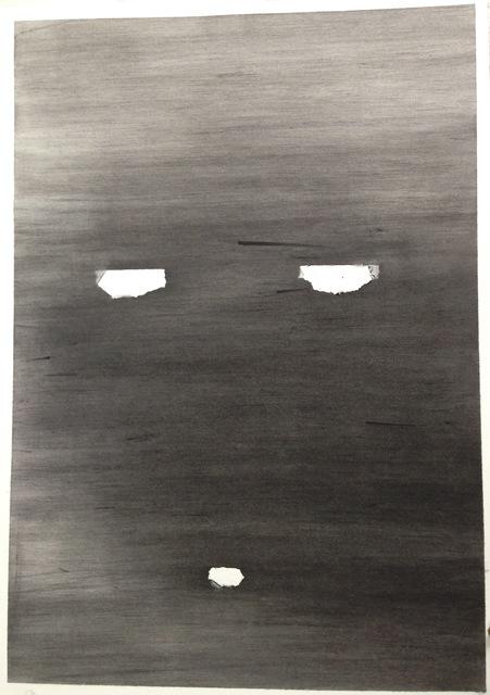, 'Mascara 4,' 2012, MARSO