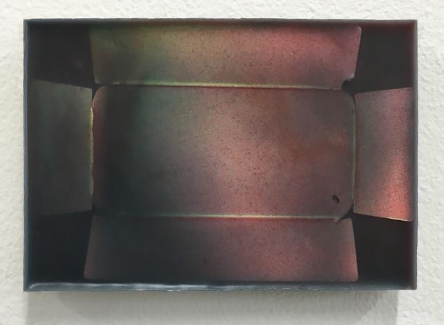 , 'fonus 01 (unframed waxwork),' 2018, Front Room Gallery