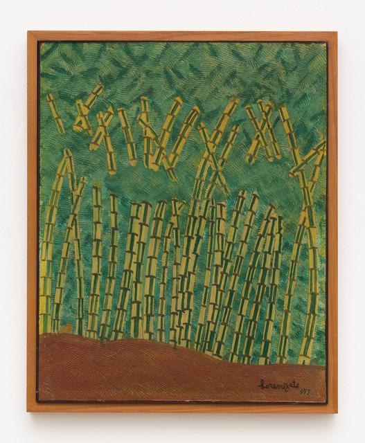 , 'Untitled,' 1973, Mendes Wood DM