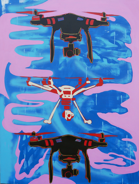 Frank Buffalo Hyde, 'Totem', 2017, Art Ventures Gallery