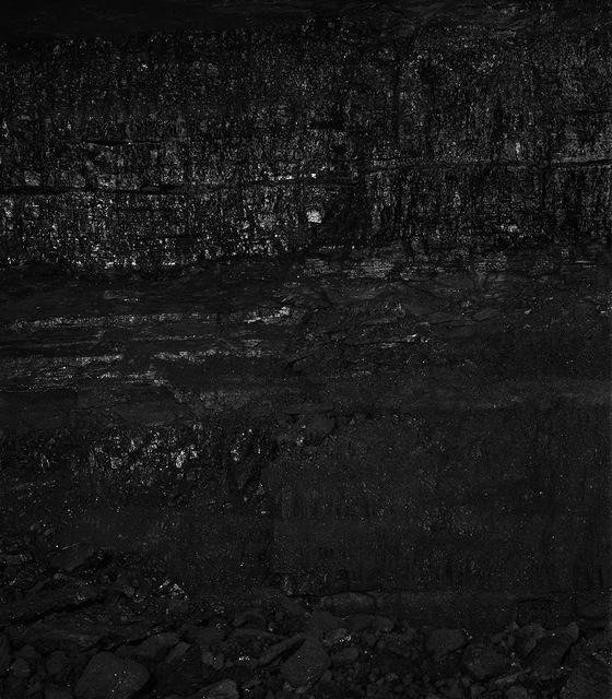 , 'Coal Seam, Bergwerk Prosper-Haniel #2,' 2013, Peter Blum Gallery