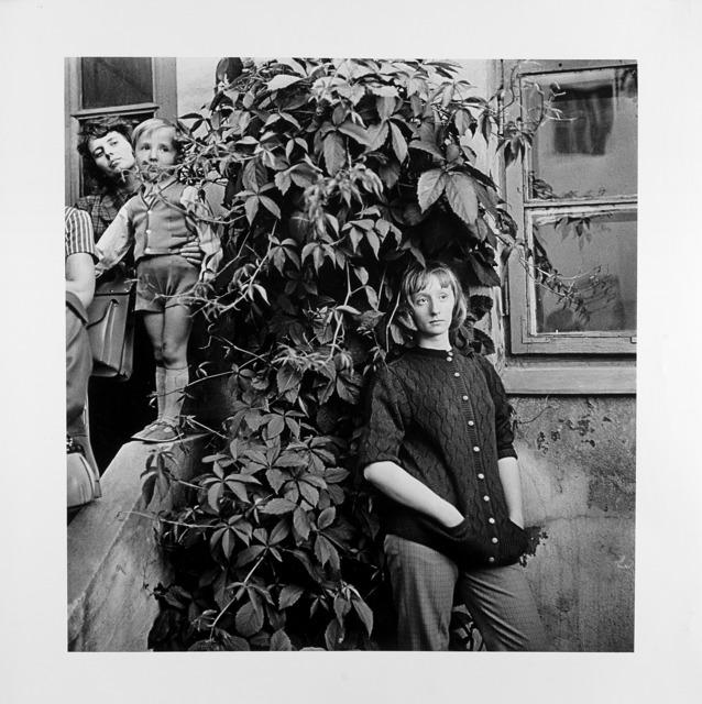 Antanas Sutkus, 'Spring Poetry from 'Lithuanian People'', 1977, Il Ponte