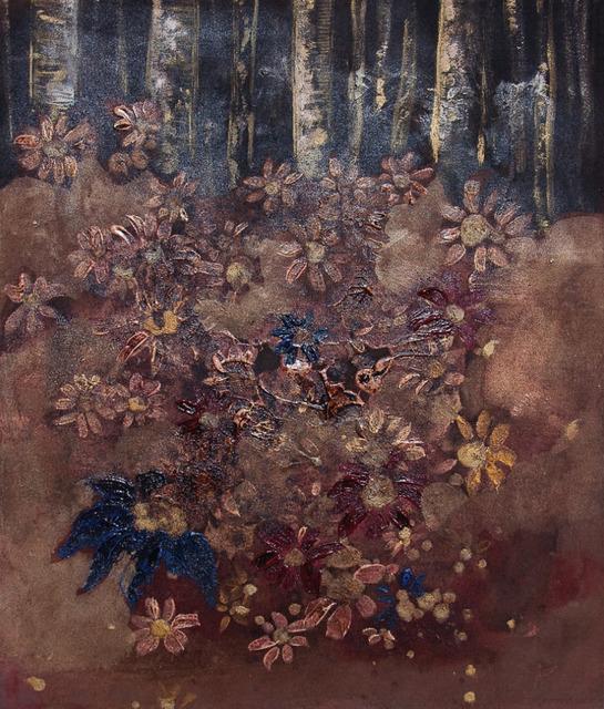 , 'Fiori in foresta,' 2016, Maddox Gallery