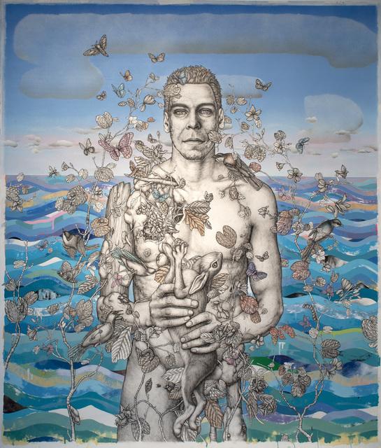 , 'Ocean Blue,' 2015, Proto Gallery
