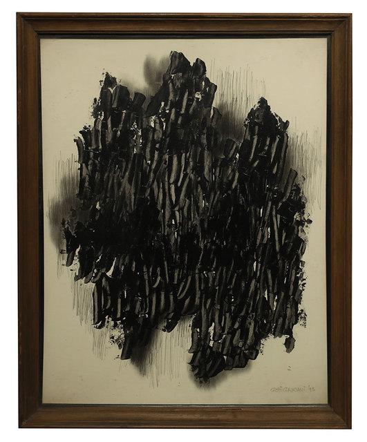 Gopi Gajwani, 'Gathering of Strokes', 1993, Exhibit 320