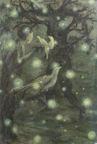 , 'A Birdman Angel,' 2016, Georges Berges Gallery
