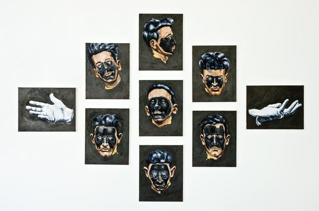 , 'The Big Show,' 2014, Maus Contemporary