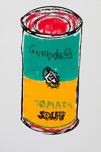 , 'Campbell Soup (kosher) #2,' 2014, Zemack Contemporary Art