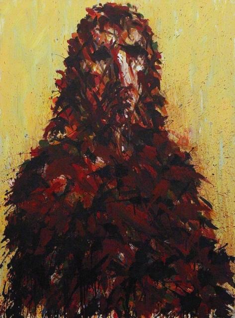 , 'Holländisches Männerbildnis,' 1991, Galerie Klose