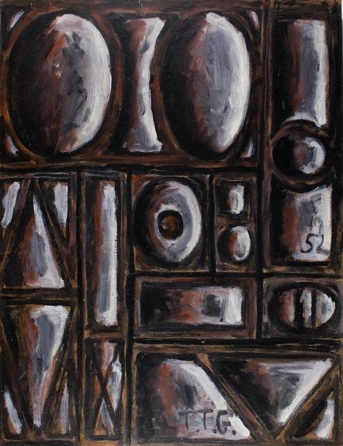 , 'TTG Formas,' 1952, Cecilia de Torres, Ltd.