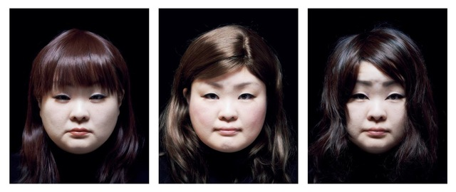 , 'SET #90 from the series Facial Signature,' 2015, ROSEGALLERY
