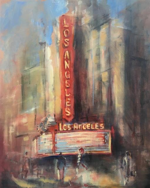Gregg Chadwick, 'Los Angeles Theatre', 2019, Castelli Art Space