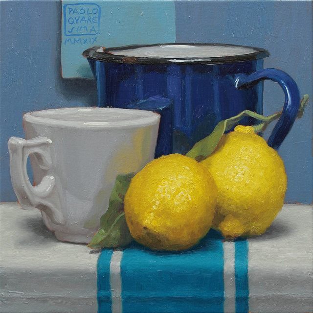 Paolo Quaresima, 'Limonata calda', 2019, Galleria Punto Sull'Arte