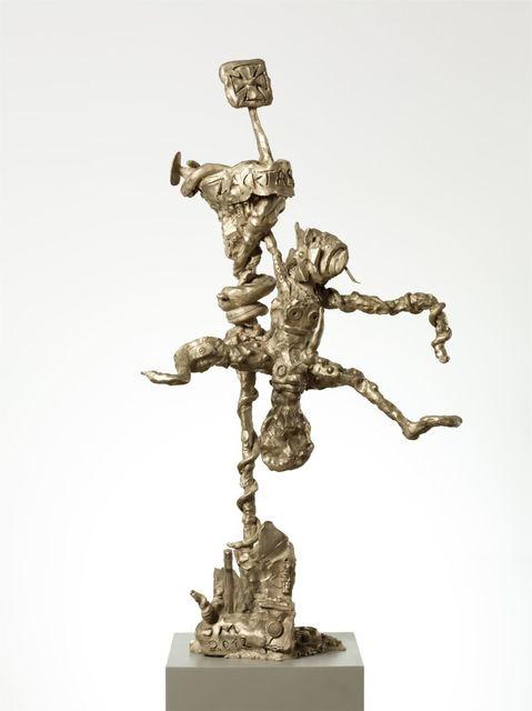 , 'ZACKTARZANILLÉ (FUNKTION SCHMORGURKE),' 2012, Tim Van Laere Gallery