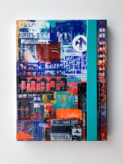 , 'Fair Card Value 4,' 2018, Long View Gallery