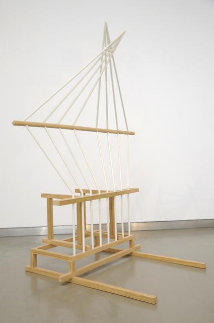, 'Obelisk One,' 2016, Galeria Filomena Soares