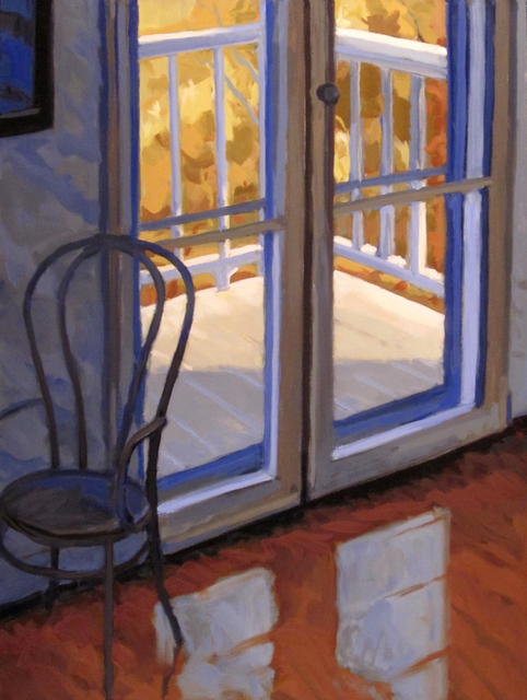 , 'Edward Hopper's Parlor, Nyack,' 2015, Edward Hopper House