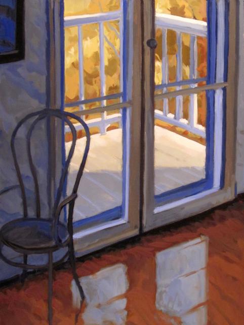 , 'Edward Hopper's Parlor, Nyack,' 2015, Edward Hopper House
