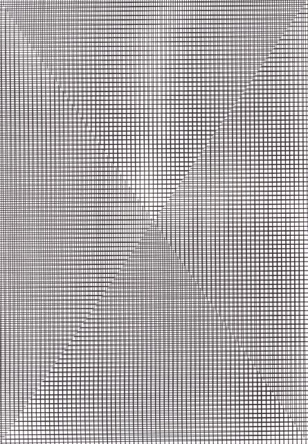 , 'KSZ 50/35-64,' 2016, SEXAUER Gallery