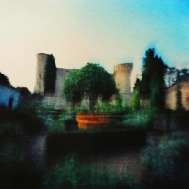 , 'Giardino, Castello di Meleto, Italy,' 2016, Newzones