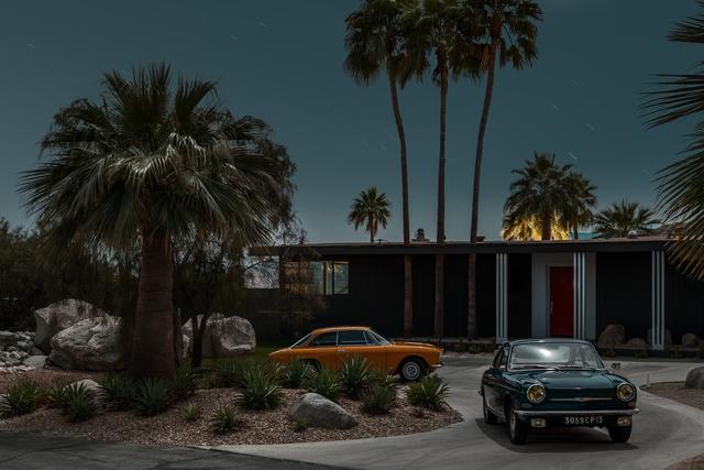 , 'Bertone on Cielo - Midnight Modern,' 2020, ARTITLEDcontemporary