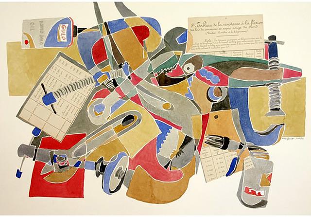 Vera Ferro, 'Ferramentas 13   |   Tools 13', 2005, Galeria Canoa
