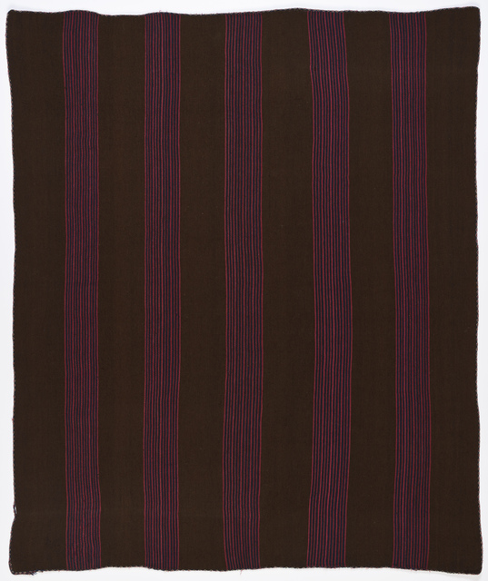 , 'Ceremonial shawl (huallas), mid-19th century. Peru, South, Acora region, Aymara.,' mid-19th century, de Young Museum