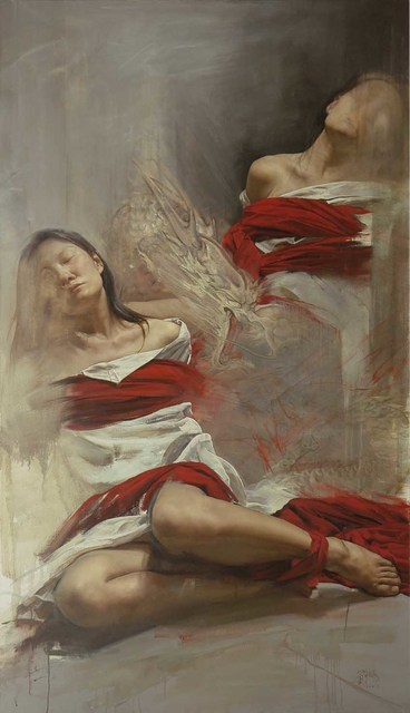 , 'Dragon龍,' 2013, Galerie du Monde