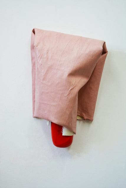 , 'Study of a Man as a Punschkrapfen,' 2017, Galerija VARTAI