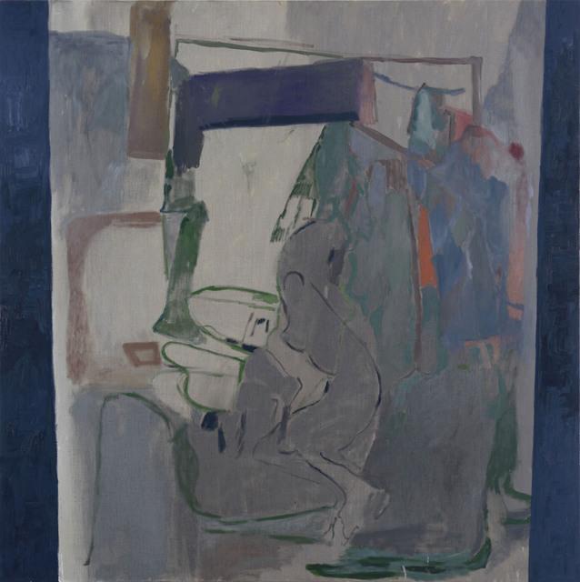 , 'Sleeping Figure,' 2018, Nicholas Thompson Gallery