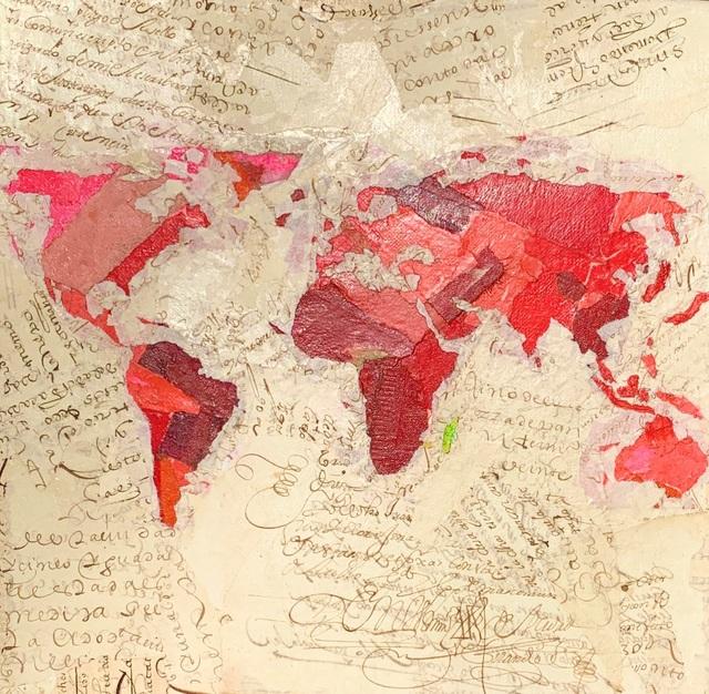 Fernando Alday, 'Mapa de los cambios', 2019, Anquins Galeria