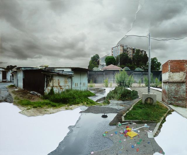 , 'La strada dei giochi,' 2014, Galería Oliva Arauna