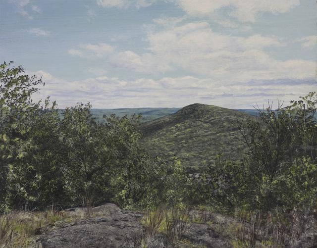 Jeff Gola, 'View of Mt. Norwottuck', 2017, William Baczek Fine Arts